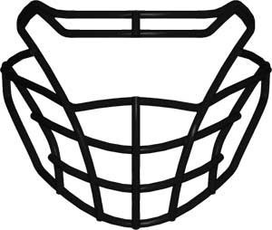 XENITH PURSUIT Pro Series Facemask
